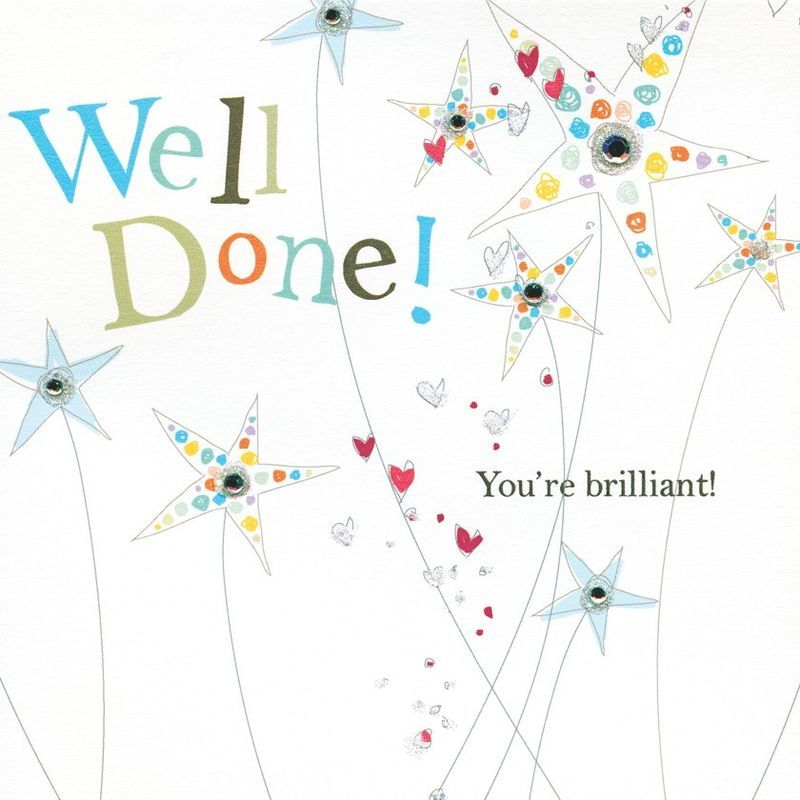 Good Luck \ Congratulations Cards - A gorgeous selection of cards - good luck card template