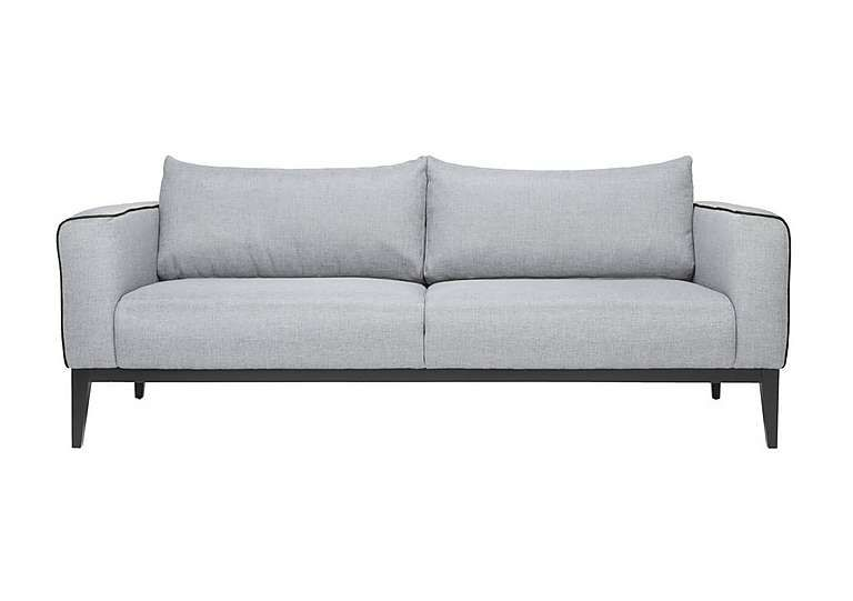 Furniture Village Sofas furniture village lucas 3 seater fabric sofa roomy, contemporary 3