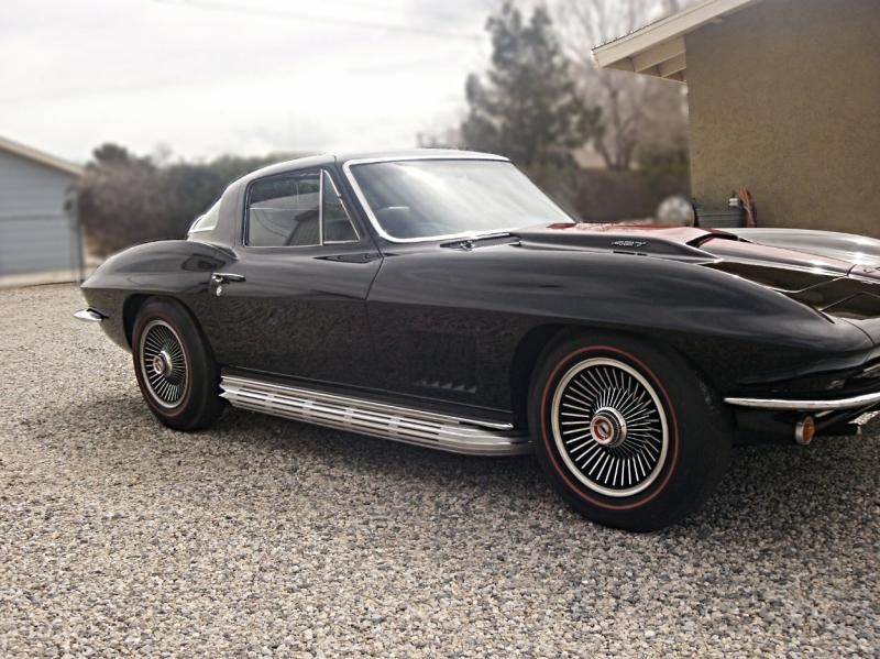 1967 Corvette Coupe for sale ==US== 1967 Fantastic Tri