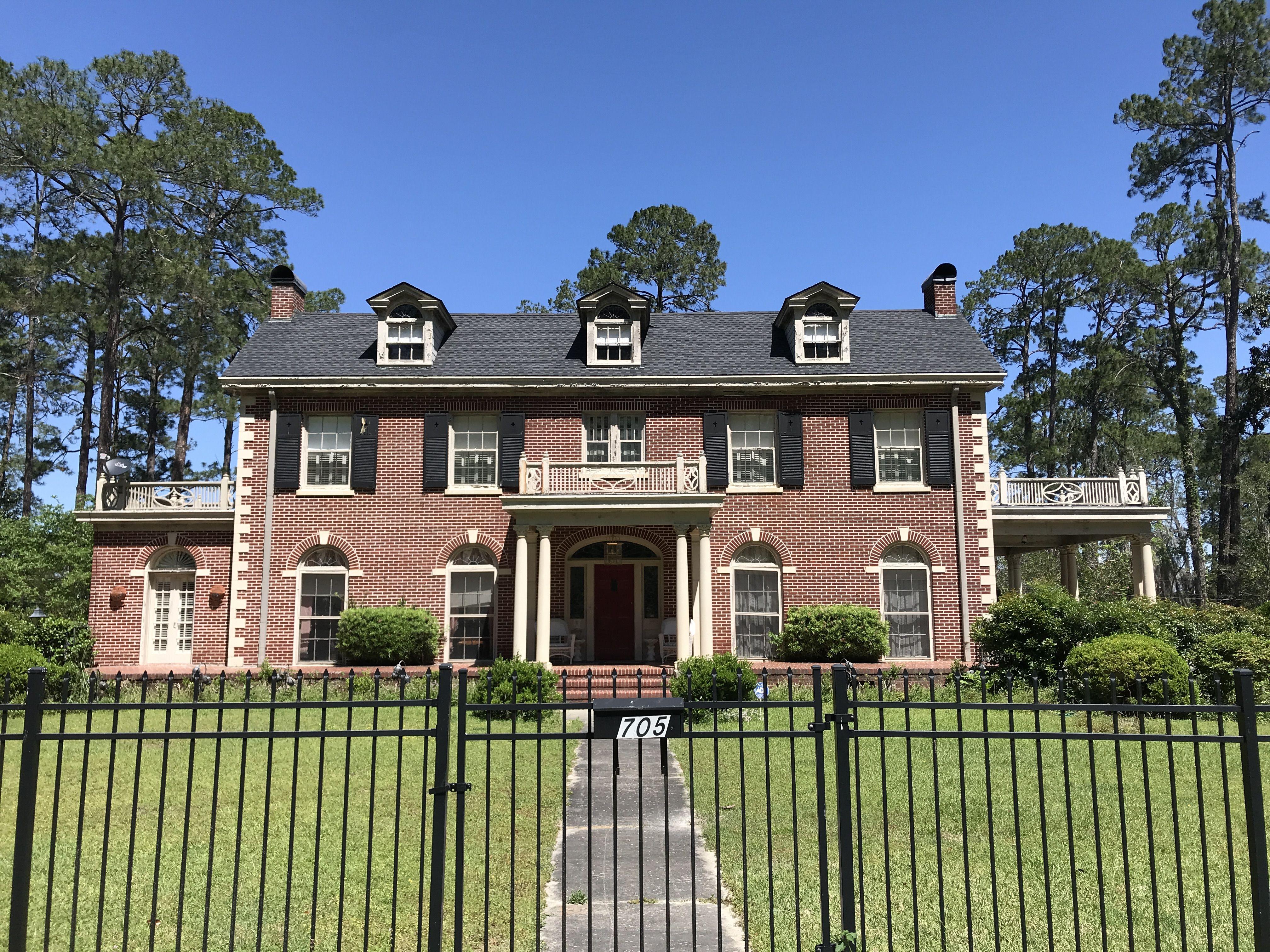 Waycross Georgia Mansion Mansions Waycross Georgia Old Houses