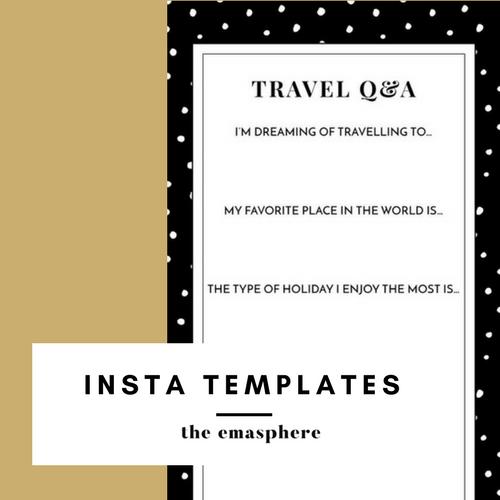 Instagram Story Templates Pinterest Board