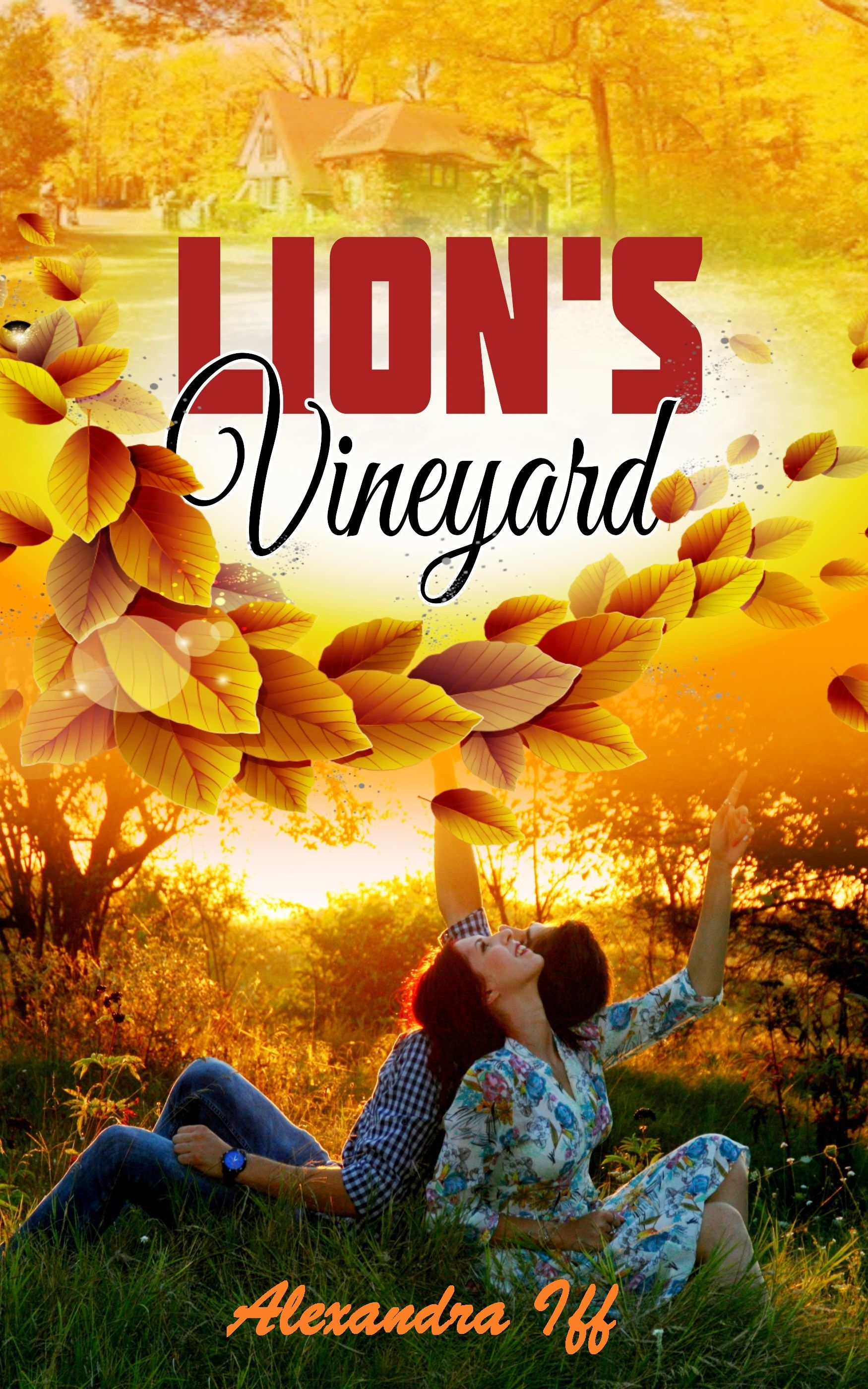 "COMING OUT on April 8th, 2016 ""Lion's Vineyard""  by Alexandra Iff    Synopsis:  http://alexandraiff.com/books/lions-vineyard/"