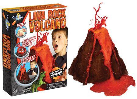 Curiosity Kits Lava Rock Volcano by Orb Factory - $19.99