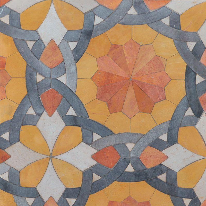 Country Floors Of America Llc: Anoushka Honed Limestone Mosaics 10x10