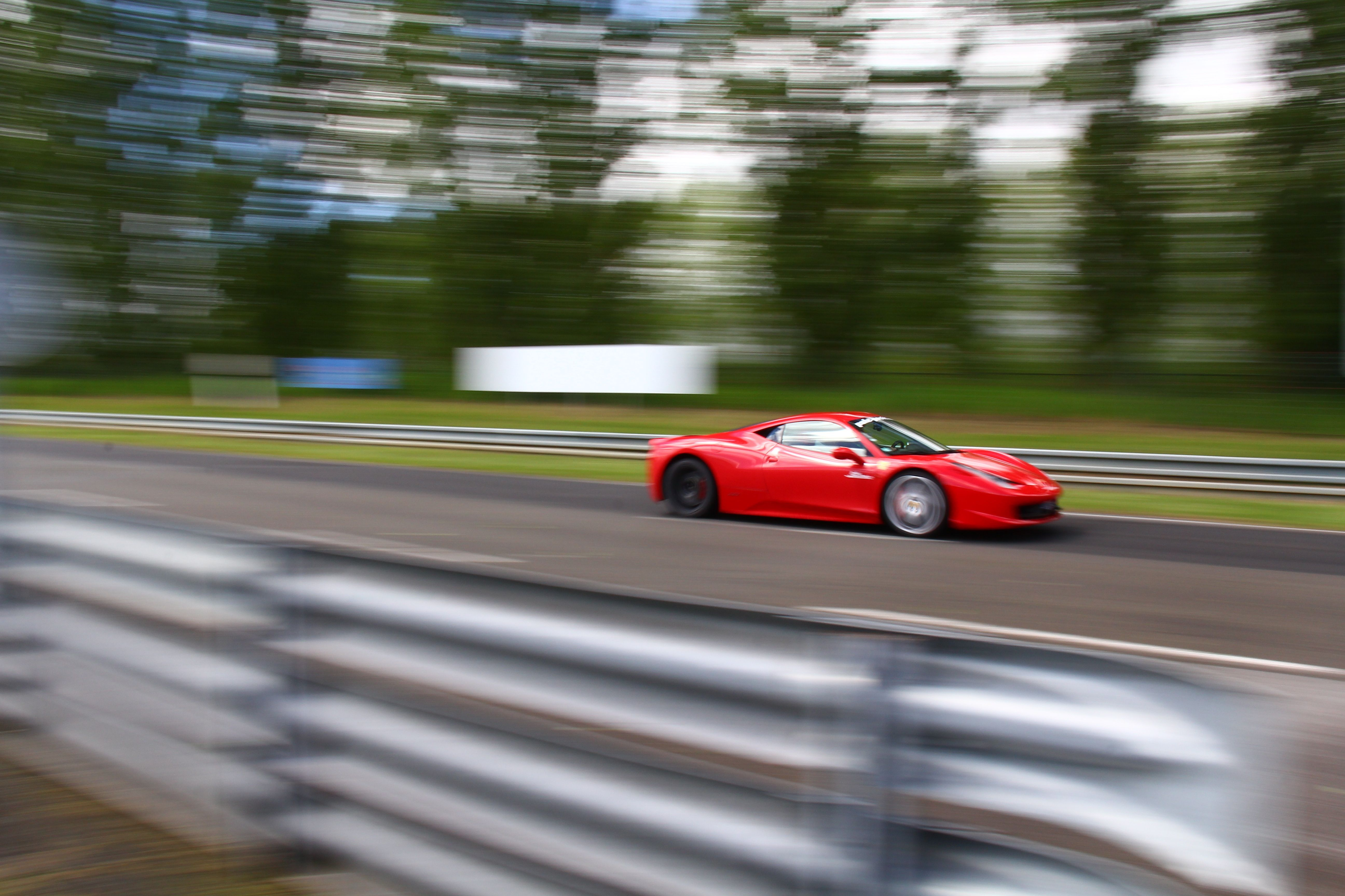 A Full List Of Ferrari Quarter Mile Times From To