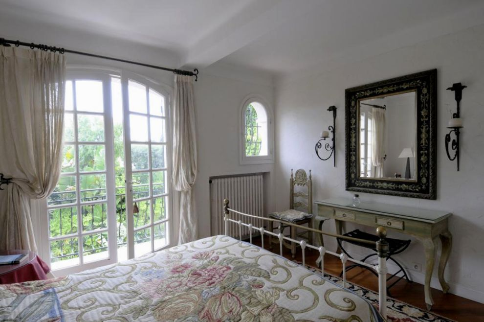 bedroom french doors designs