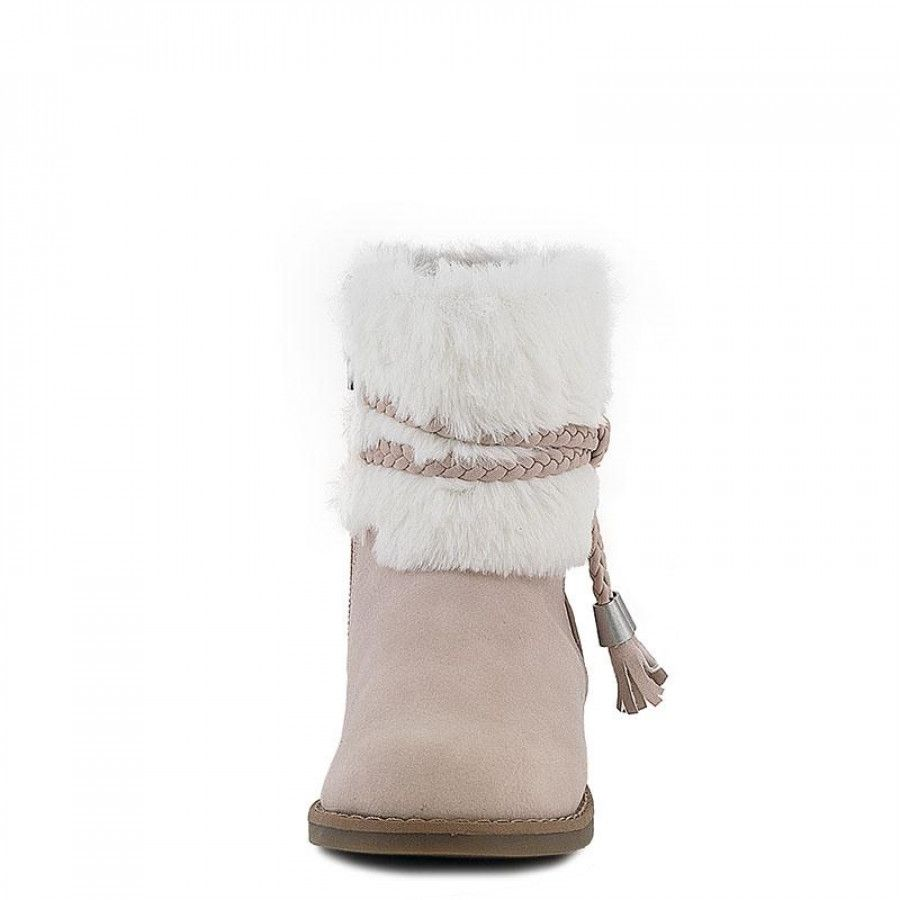 01718cc11d0 Μποτάκι Mayoral 44739-Ροζ | www.happy-feet.gr | Boots, Shoes y Fashion