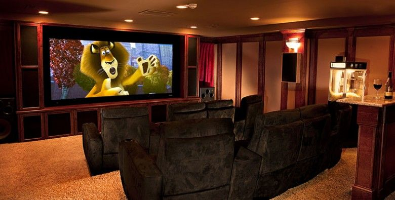 Superior Home Theater Systems | Home Theater Design And Installation ... | Home  Theaters | Pinterest | Theatre Design, House And Interiors