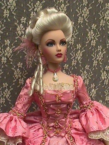 if there is a marie antoinette barbie doll out therei want - Barbie Marie