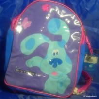 New With Tags Blues Clues Kids Backpack Free Shipping $4.99