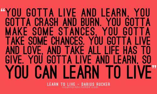 Easton Corbin - A Lot To Learn About Livin' Lyrics ...