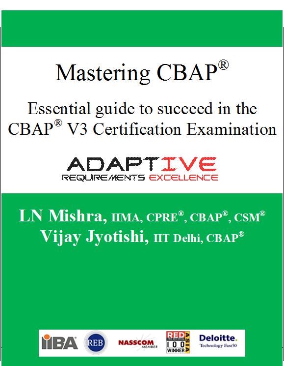 CBAP V3 Certification Study Guide | BA Mentee program | Pinterest