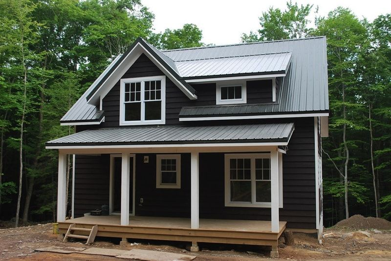 cheap tiny houses. Cottage Style Tiny House- Via Pinterest.com Cheap Houses