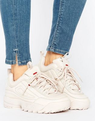 Fila Disruptor Baskets Blush | F A S H I O N