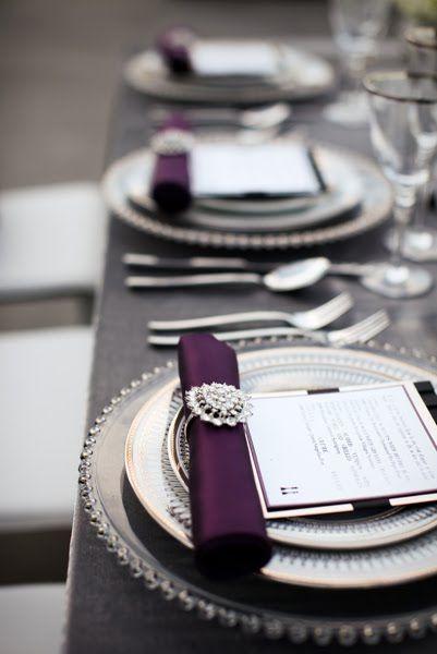 ein hochzeitskonzept in schwarz silber und violett fr ulein k sagt ja hochzeitsblog. Black Bedroom Furniture Sets. Home Design Ideas