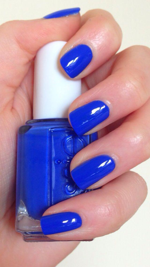 Butler Please - Essie nail polish swatch by #dazygraves #nails ...