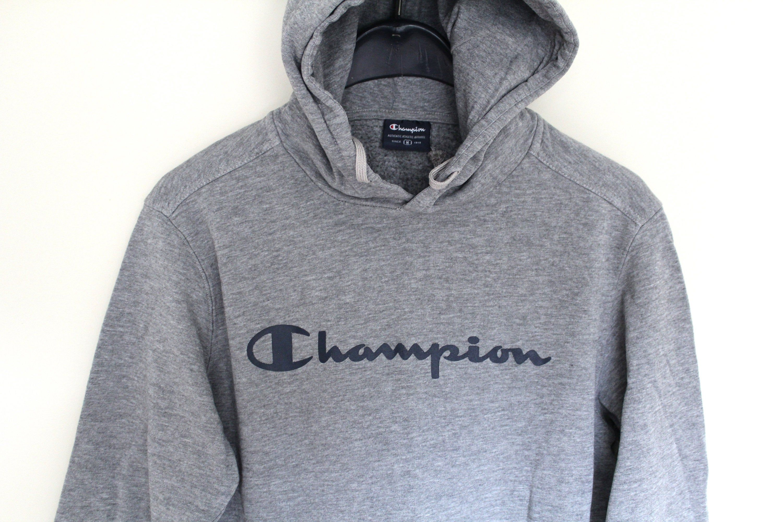 Sponsored Ebay Classic Black Champion Hoodie Authentic Black Champion Hoodie Mens Casual Outfits Black Champion Hoodie Hoodies [ 1000 x 1000 Pixel ]