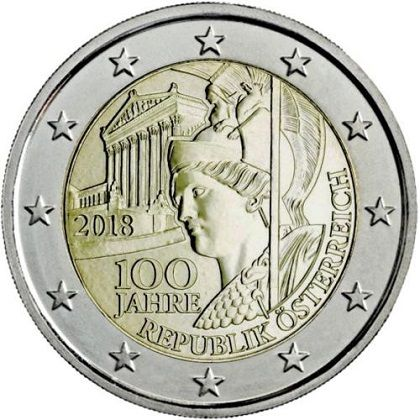 2018 Autriche Austria En 2020 Monnaie Ancienne Piece De Monnaie Piece De Monnaie Ancienne