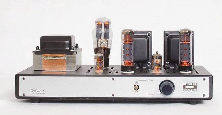 Pin Di Tube Amplifier