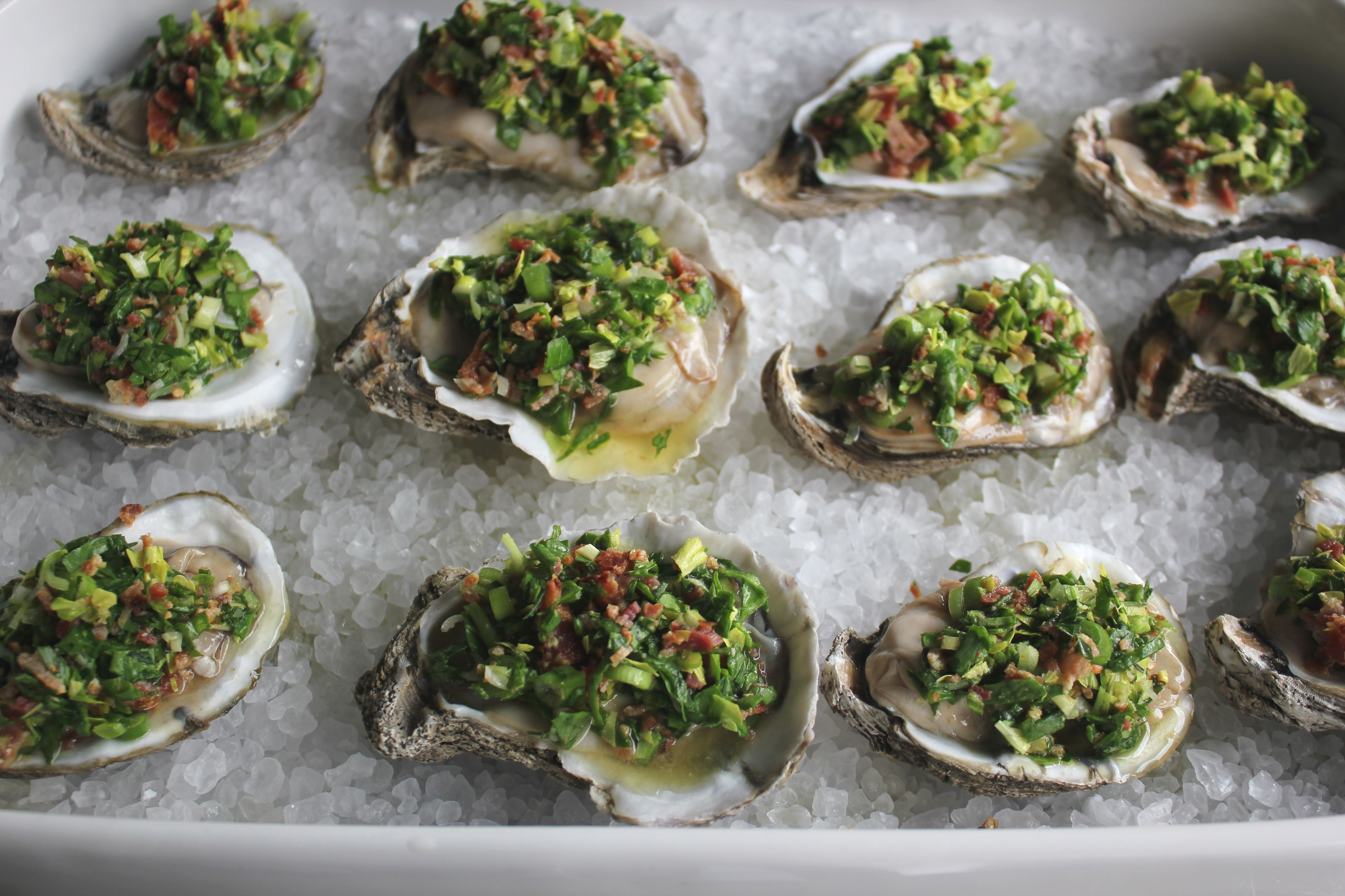 Oysters Rockefeller Recipe Food Amp Drinks Oysters