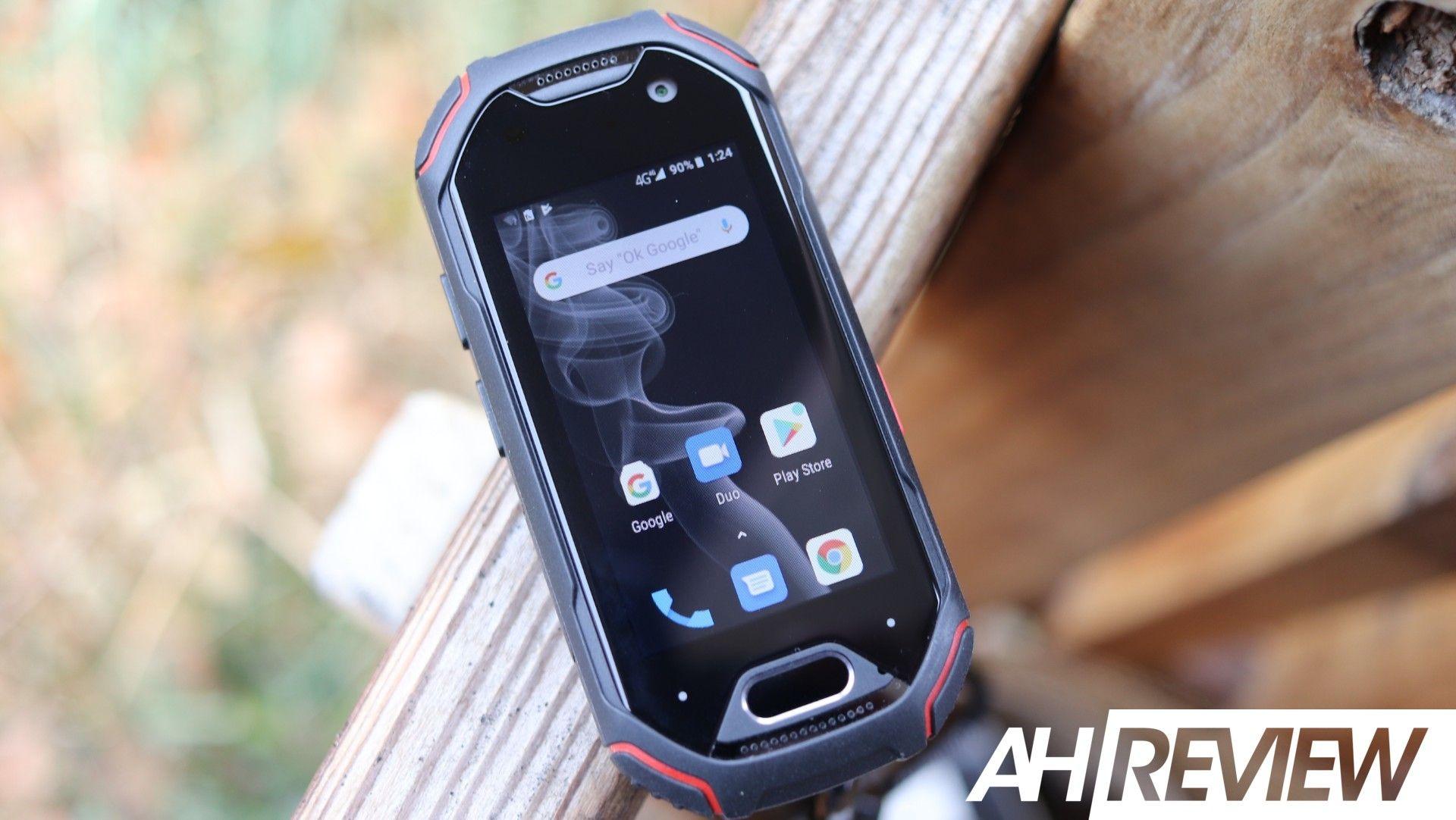Unihertz Atom Smartphone Review The World S Smallest