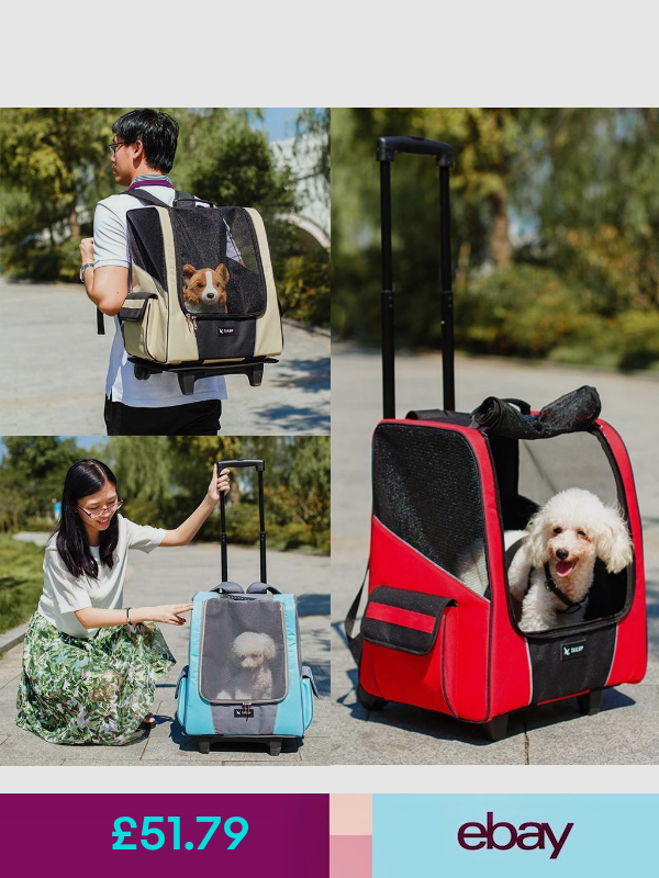Carriers & Totes ebay Pet Supplies Trolley