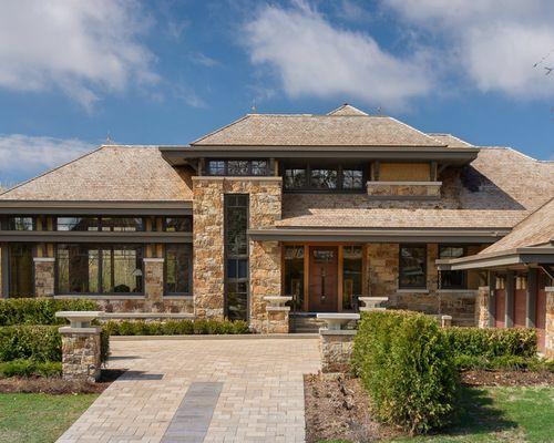 Best Idea By Michael Warren On Modern Craftsman Prairie Homes 640 x 480