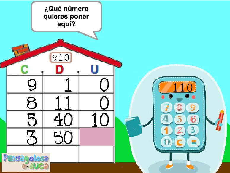 Numeración Segundo Penyagolosa E Duca Actividades Para Preescolar Fichas De Matematicas Numeracion