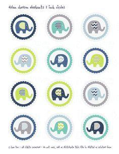 it's a boy free printables tags - Cerca con Google