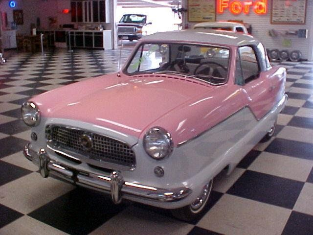 nash metropolitan convertible for sale | 1961 Nash Metropolitan for sale – Class…