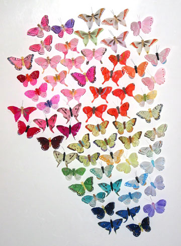Let S Fly Away Butterfly Art Butterflies Flying Artificial Butterfly