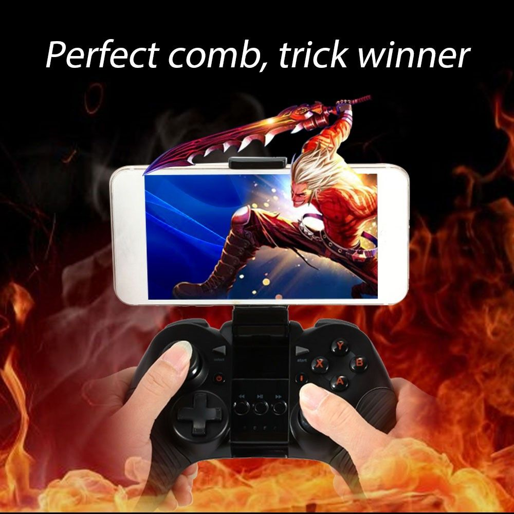 Notebook samsung games - Wireless Bluetooth Gamepad Android 4 0 Bluetooth 3 0 Game Machine Nibiru Hid Modes Dual Analog Sticks Game Console For Iphone 6s 6 6 Plus Samsung S6 S5 Note