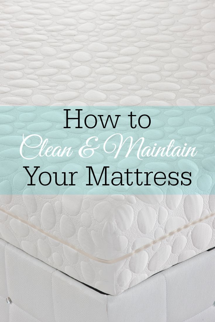 How To Clean Your Mattress Retro Housewife Goes Green Cleaning Hacks Mattress Cleaning Retro Housewife
