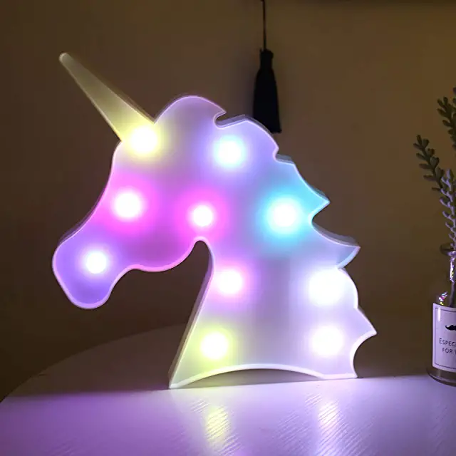Amazon Com Unicorn Decorations For Bedroom Girls Unicorn Decorations Girls Bedroom Unicorn Lamp