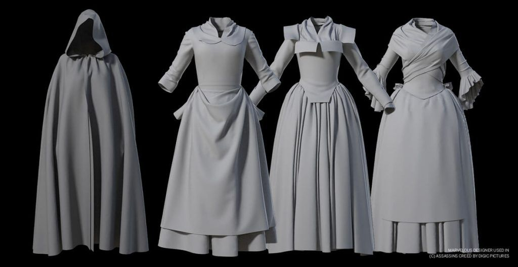 Marvelous Designer 6 Personal For Steam Artstation Magazine Marvelous Designer Designer Clothing Patterns Art Clothes