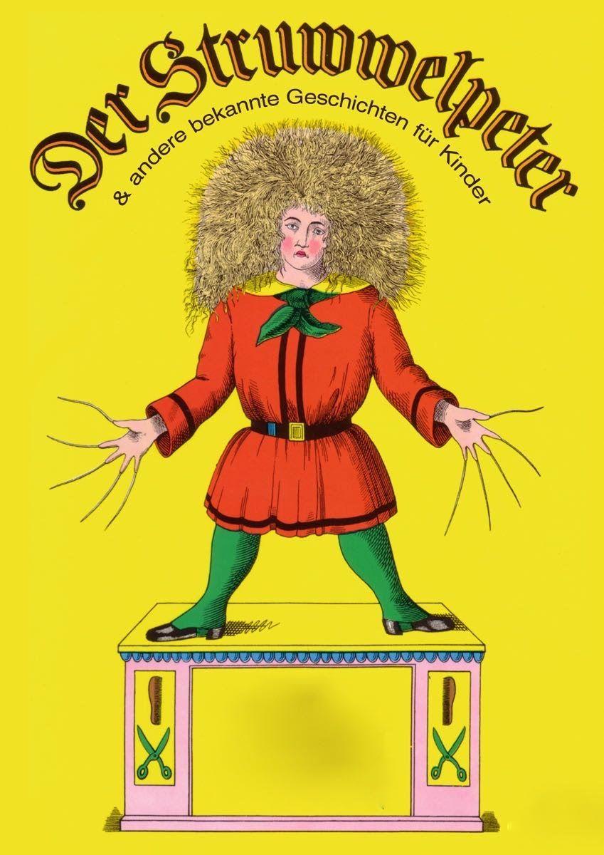 Animiertes Bilderbuch ☆ Der Struwwelpeter ☆ graphic German children's  stories Children Stories, Der Struwwelpeter