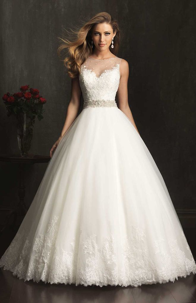 Allure Bridals Fall 2013 + My Dress of the Week - Belle the Magazine . The Wedding Blog For The Sophisticated Bride