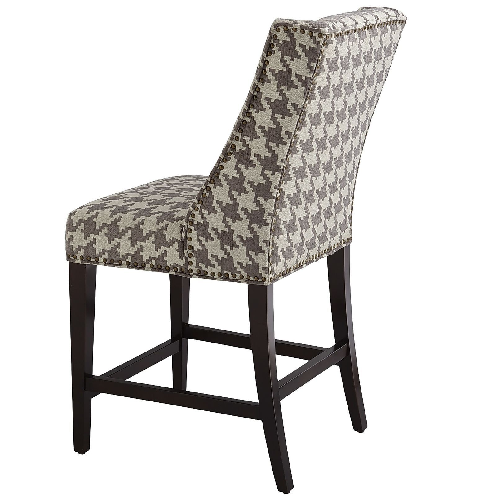 Owen Bar Stool Houndstooth Pier 1 Imports