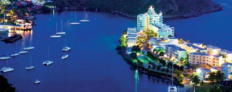 Oyster Bay Beach Resort St Maarten