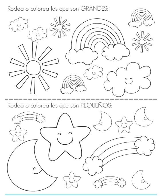 Semana Del 19 Al 23 De Octubre Actividades Para Niños Preescolar Hojas De Trabajo Preescolar Actividades De Lectura Preescolar