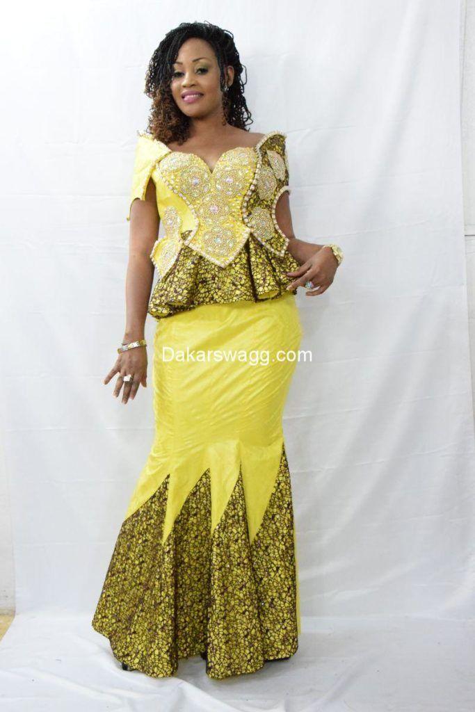 Tendance Tabaski ~DKK ~ Latest African fashion, Ankara, kitenge, African  women dresses, African prints, African men s fashion, Nigerian style, ... 0795077a7046