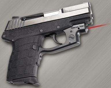 Crimson Trace Laserguard for Kel-Tec's 9mm | New Laserguard for Kel
