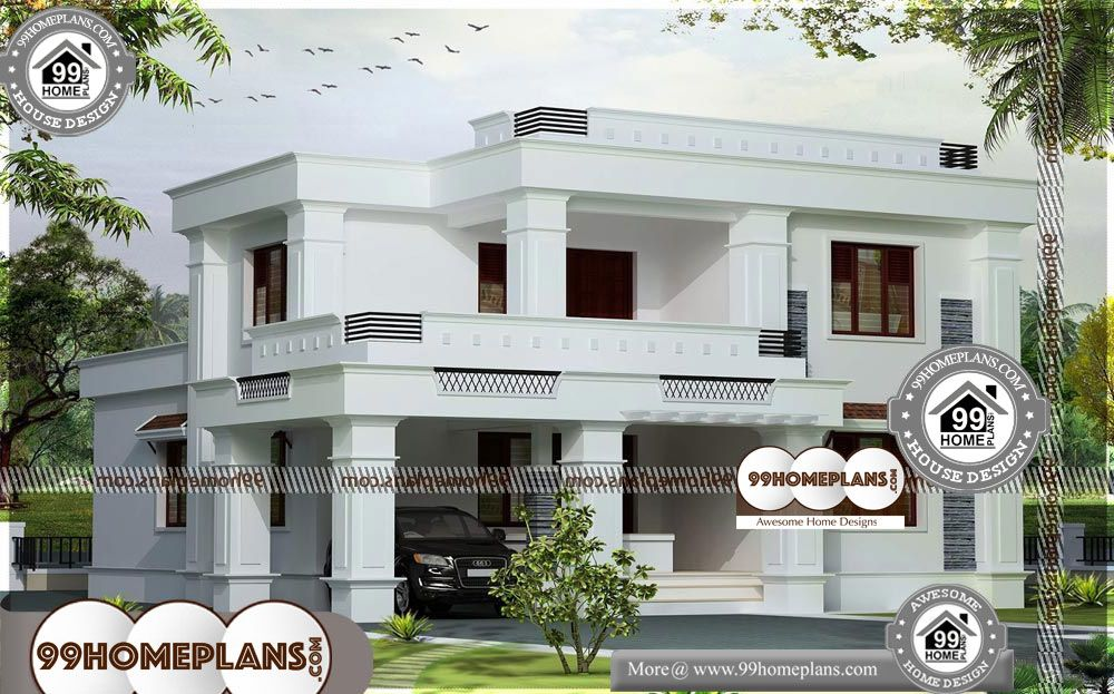 House Construction Plan Indian Style 2 Story 2040 Sqft Home House Construction Plan Indian Style House Construction Plan Home Construction Construction Plan