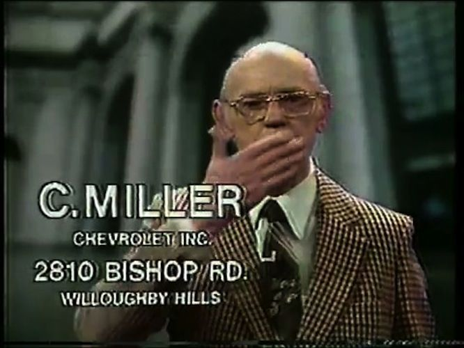 See the USA in a C. Miller Chevrolet! | Cleveland | Pinterest ...