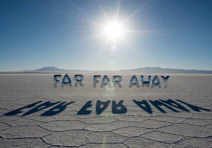 Je Voudrais M Evader Loin D Ici Evasion Partir Desert Loin Evasion Je Te Veux