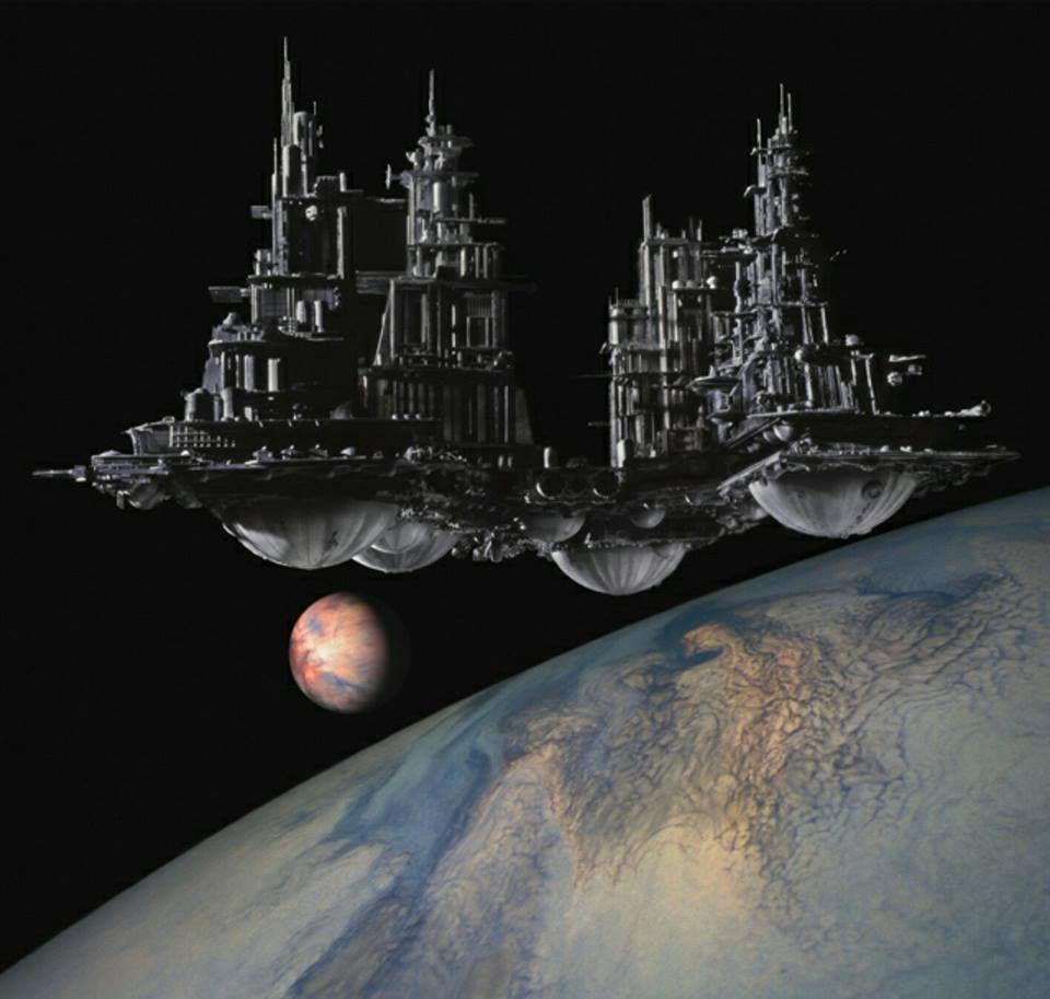 Nostromo Alien Starships In 2019 Fantascienza
