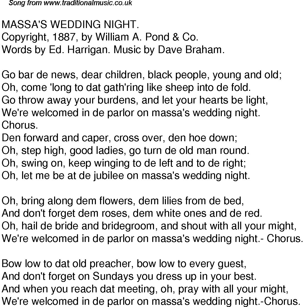 Wedding Dress Lyrics In 2020 Dress Lyrics Wedding Dresses Free Wedding Dress