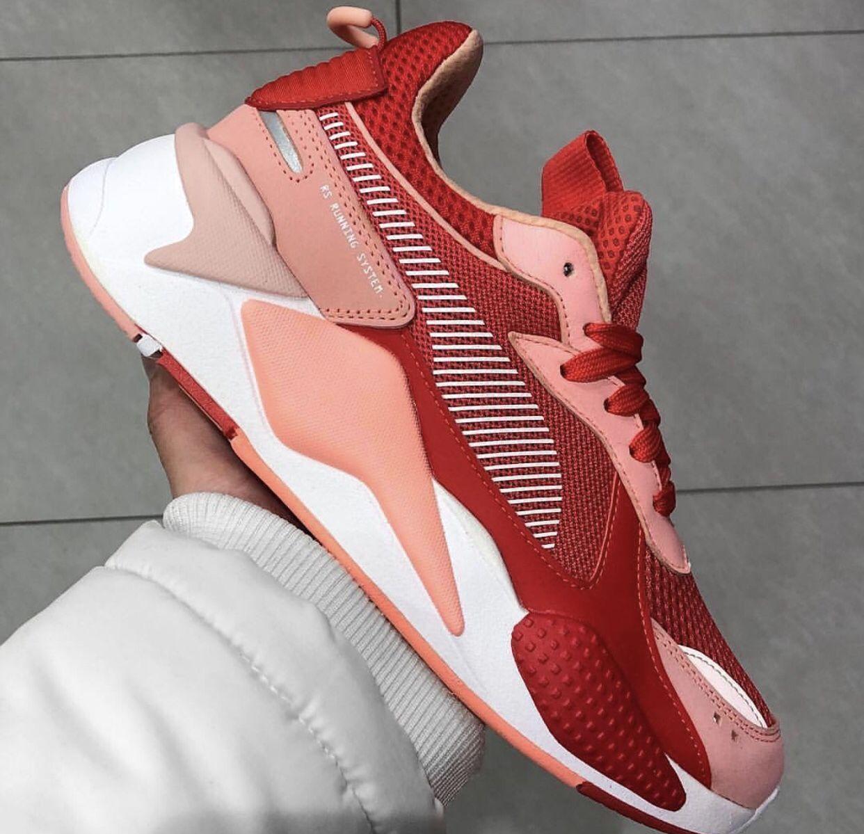 708e6814ab3 #puma #rs-x #womensshoes #shoesforwomen #womensfashion #sneakers #hypebeast