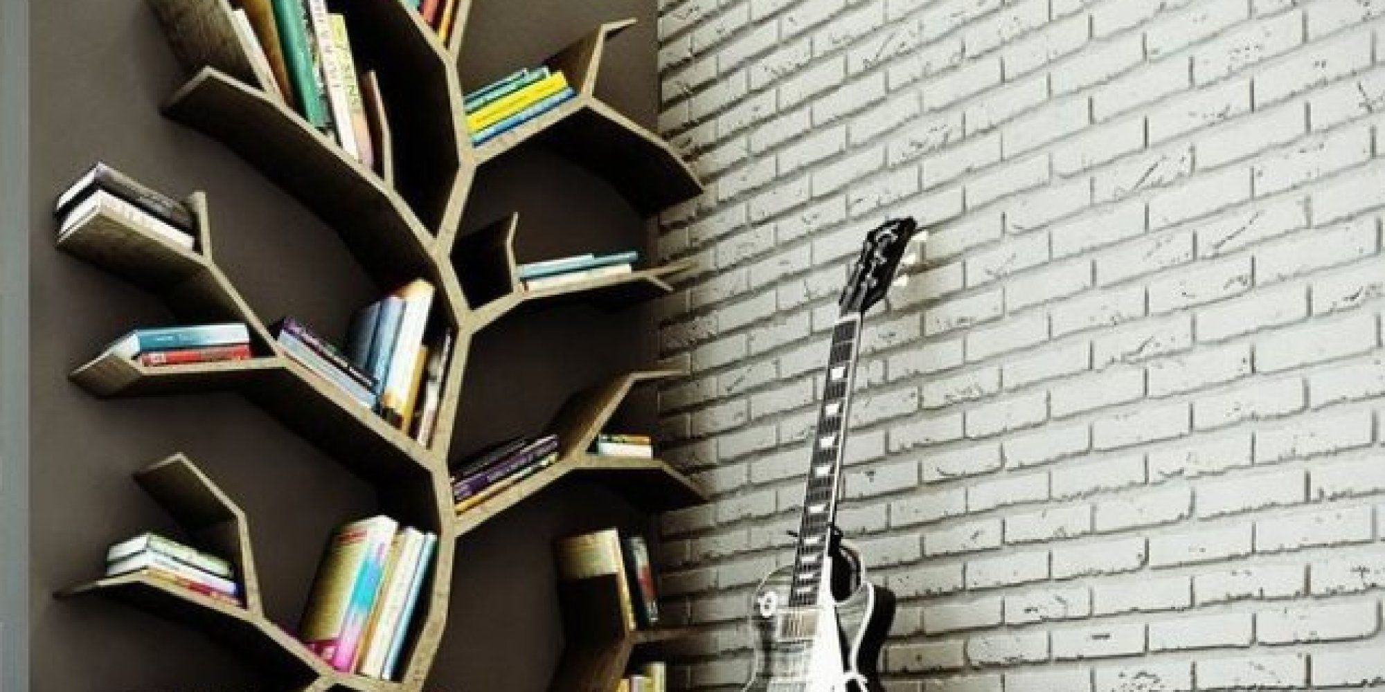 Fabulous 17 Best Images About Diy Bookshelf For Nursery On Pinterest Tree Largest Home Design Picture Inspirations Pitcheantrous