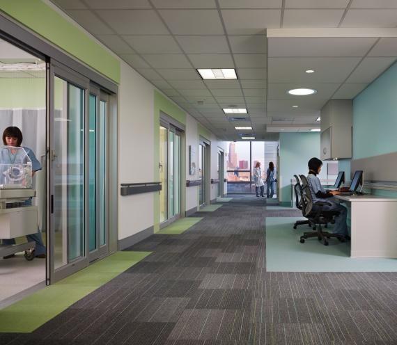 Rush University Medical Tower Chicago 169 2011 Steve Hall